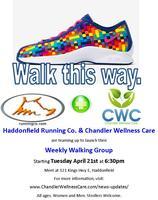 Weekly Walking Group: Haddonfield Running Co. &...