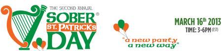 Sober St. Patrick's Day® 2013
