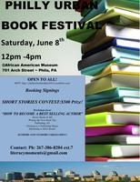 3rd Annual Philly Urban Book Festival