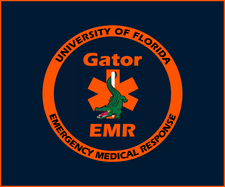 Gator EMR and UF Department of Recreational Sports logo