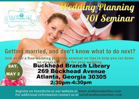 Wedding Planning 101 Workshop