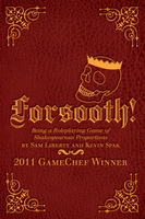 Tabletop Day: Forsooth!