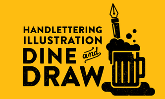 Dine & Draw at Fishmongers in Durham
