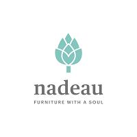 Nadeau Furniture with a Soul logo