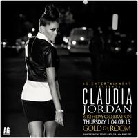 AG Entertainment Presents :: Claudia Jordan + Teyana...