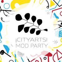 The 2015 ¡CityArts! Mod Party