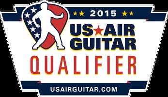 US Air Guitar - 2015 Qualifier - Brooklyn