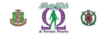 PRETTY GIRLS AND 20 PEARLS PARTY (Alpha Kappa Alpha &...