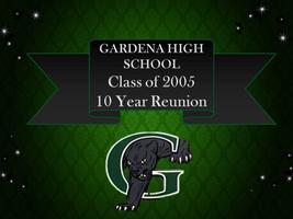 Gardena High Class of '05 Reunion