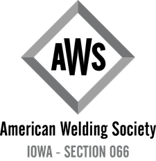 American Welding Society Iowa Section logo