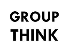 GROUP THINK logo