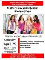 Free Tickets re Mother's Day Spring Market @ N. DeKalb...
