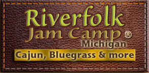 JAM CAMP 2012,  Bluegrass & Cajun