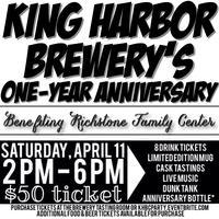 King Harbor Brewery 1-Year Anniversary Celebration