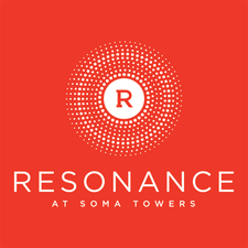 RESONANCE at SOMA Towers logo