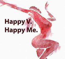Happy V. Happy Me.
