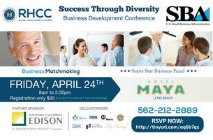 Success Through Diversity  Business Development Confere...