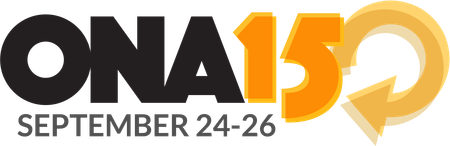 2015 Online News Association Conference and Awards