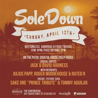 The Continental Bar, Lounge and Patio Presents Sole...