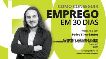 Como conseguir emprego em 30 dias - Coimbra