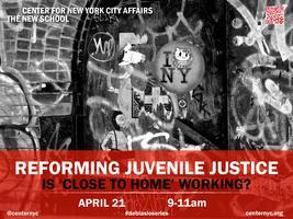 De Blasio Series-- Reforming Juvenile Justice: Is...