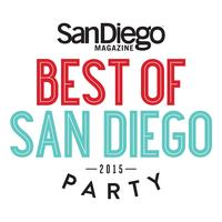 Best of San Diego 2015 Party