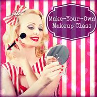 Girls' Night: Make Your Own Eye Shadow Class 4/10/15