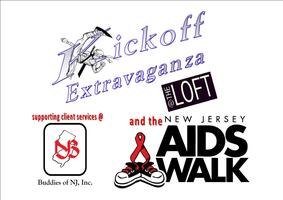 KICKOFF EXTRAVAGANZA for the NJ AIDS WALK