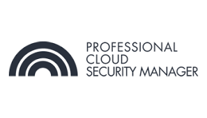CCC-Professional Cloud Security Manager 3 Days Training in Ottawa