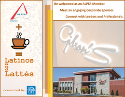 Latinos and Lattes - ALPFA Orlando Member Welcome Event