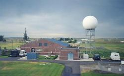 National Weather Service Tour 5/1/15 @ 3pm