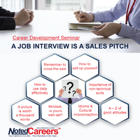 Career Development Seminar - A Job Interview Is A...