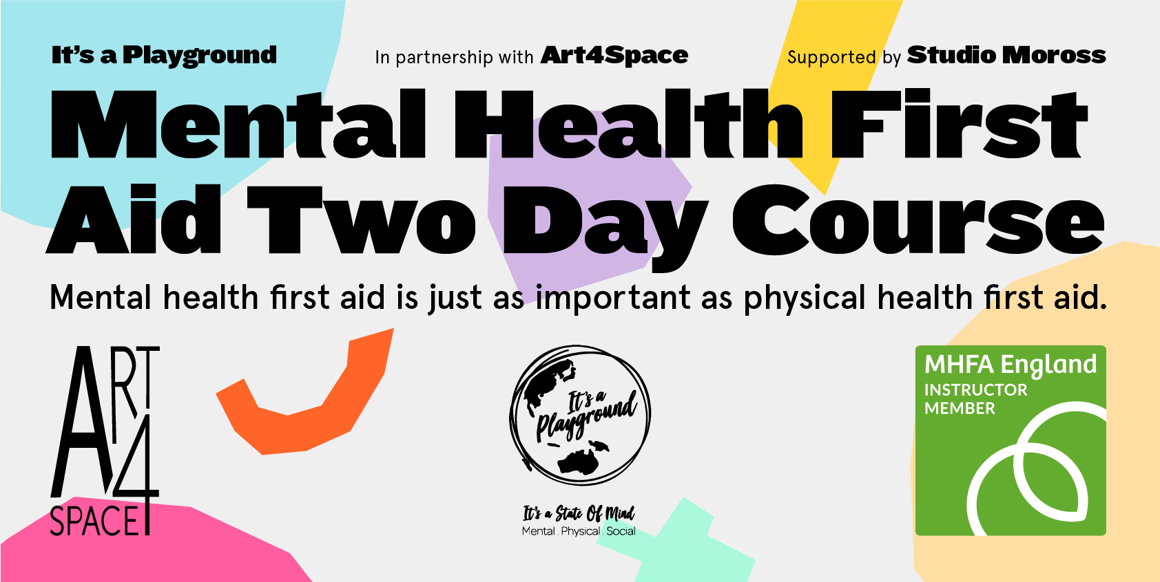 Mental Health Two Day First Aid Course