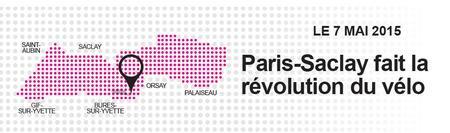 Paris-Saclay fait la révolution du vélo sur le Campus