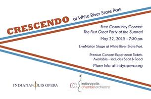 Crescendo @ White River State Park