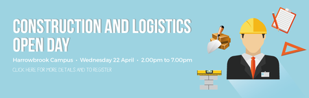 Construction & Logistics Open Event