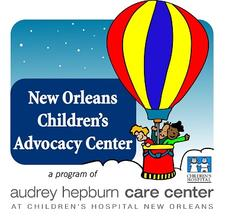 The Audrey Hepburn CARE Center and New Orleans Children's Advocacy Center logo