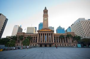 Brisbane City Hall Heritage Tour 11:30am