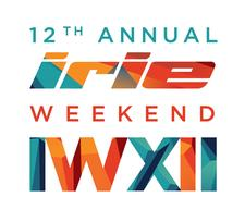 12th Annual Irie Weekend logo