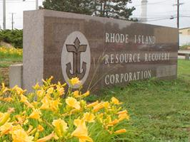 Tour of the Rhode Island Resource Recovery Coporation