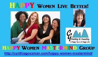HAPPY Women Summer Evening MASTERMIND Group