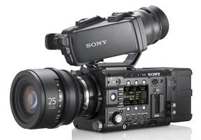 Test Drive the Brand New Sony PMW-F5 CineAlta 4K...