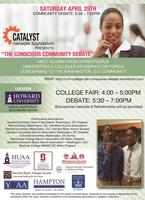 Debate & College Fair Hosted By CNF
