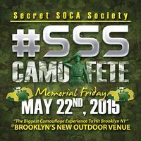 #SSS CAMO FETE