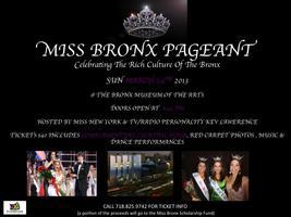 Miss Bronx 2013