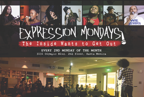 Expression Mondays Open Stage
