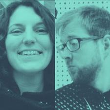 Ulrike Klode (@frauclodette) und Ole Reißmann (@oler) logo