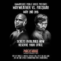 Mayweather vs Pacquiao LIVE