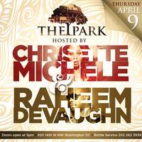 Chrisette Michele & Raheem Devaughn Special Event |...