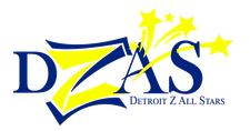 Detroit Zumba® All Stars logo